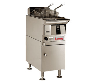 Marine Fryer, Electric Counter, Cabinet, Range